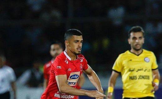اختلاف مالی پرسپولیس و باشگاه یونانی برای انتقال علیپور