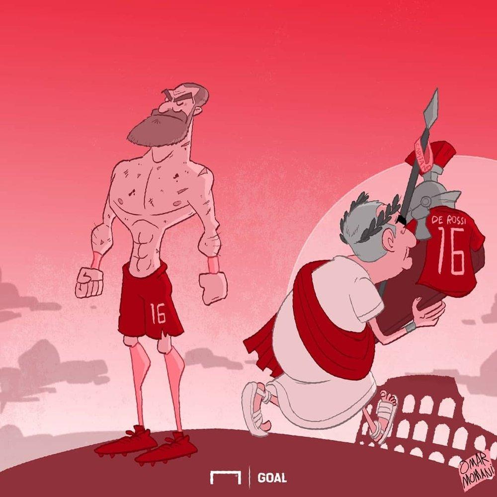 فوتبال اروپا,کاریکاتور,لیگ ایتالیا