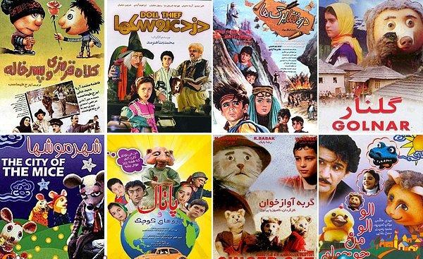 حسرت فیلمهای کودکِ دهه ۶۰ را باید خورد