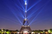فیلم | جشن صد و سیامین سال تولد برج ایفل