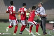 ترکیب پرسپولیس برای فینال جام حذفی اعلام شد