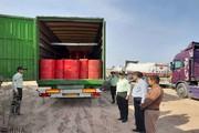 تصاویر | کشف ۲۵۰هزار لیتر سوخت قاچاق در کرمان