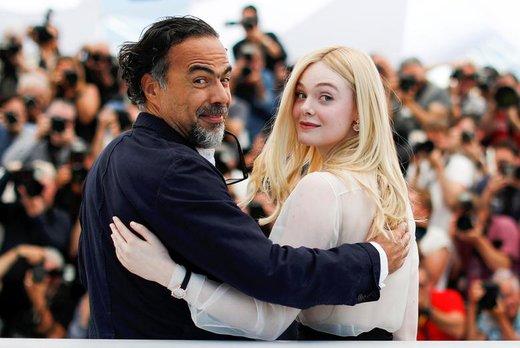 الخاندرو گونسالس اینیاریتو، کارگردان مکزیکی و رئیس هیئت داروان در هفتاد و دومین جشنواره فیلم کن در شهر کن فرانسه