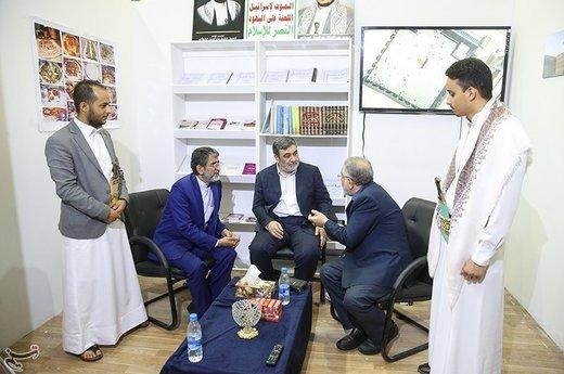 بازدید فرمانده کل ناجا از نمایشگاه بینالمللی قرآن