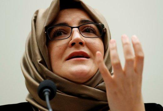 انتقاد خدیجه چنگیز از مجازات نشدن قاتلین خاشقچی