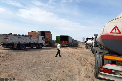 کشف 250هزار لیتر سوخت قاچاق در ریگان