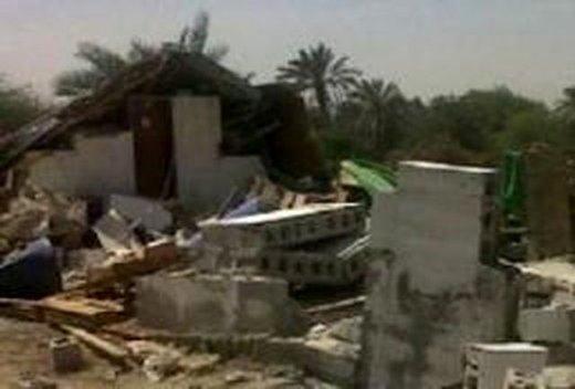 آخرین بازمانده جنایت آل سعود را ببینید/ عکس