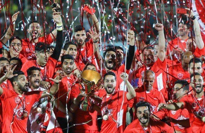 Persepolis Claims Iran Professional League Title