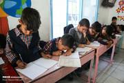 تصاویر | افغانستانیها در تهران در این مدارس درس میخوانند