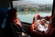 تصاویر | تور یک روزه با قطار تهران-رشت