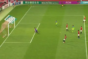 فیلم | داور ژاپنی چطور این توپ را گل نگرفت؟