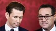 احتمال فروپاشی دولت ائتلافی اتریش قوت گرفت