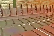 فیلم | انهدام ۱۳ باند خرید و فروش سلاحهای جنگی و شکاری در کرمان