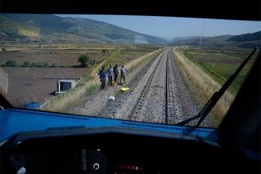 نخستین قطار گردشگری (ریل گردی) در گیلان