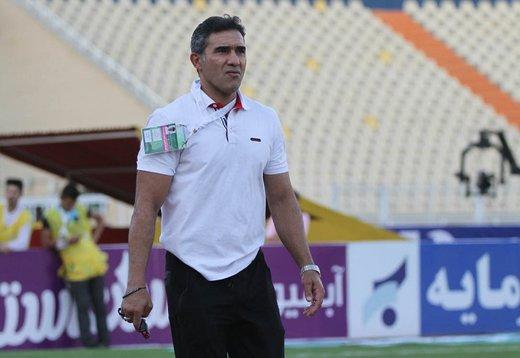 داد و فریاد عابدزاده در هیات فوتبال تهران