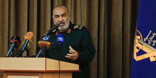 اللواء سلامي: قادرون على هزيمة العدو في الحرب الاستخباراتية