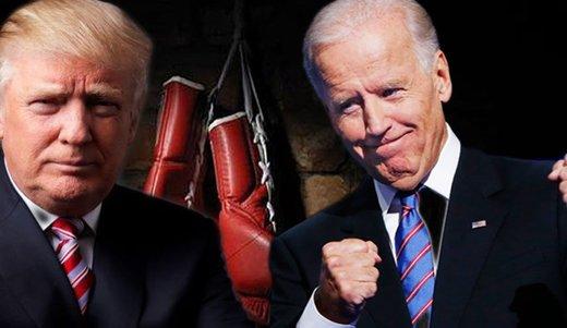 ترامپ: کشورهای دیگر میخواهند بوسیله «جو بایدن» آمریکا را غارت کنند!