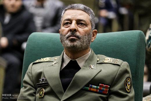 دیدار عضو کمیسیون امنیت ملی مجلس شورای اسلامی با امیر سرلشکر موسوی