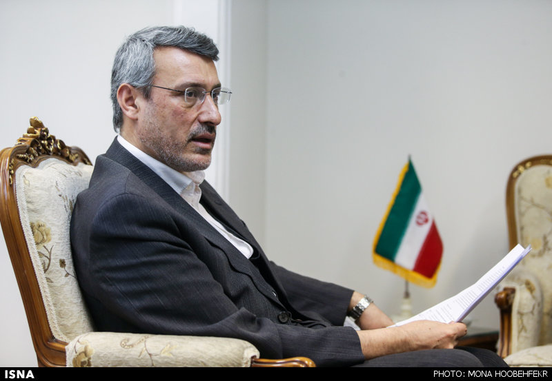 Envoy: Iran not to start conflict, but stands up to US