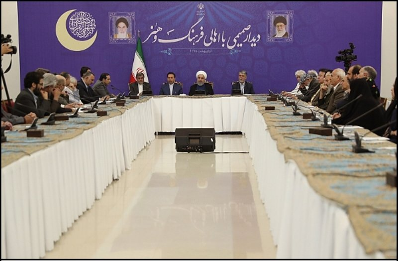 Rouhani: Today's major need hope in future, vitality