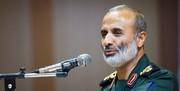 سردار ربیعی: انتقال تجربه به نسل جدید سپاه ضامن موفقیت است