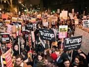 مخالفان ترامپ در لندن برنامه ویژه برای مراسم استقبال برگزار میکنند