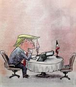 ترامپ برای مذاکره با ایران آماده شد!