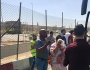 انفجار اتوبوس گردشگران در نزدیکی اهرام مصر