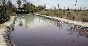 فاجعه محیط زیستی بیخ گوش تهران/ جنوب پایتخت آلوده به نفت، گازوئیل و زباله