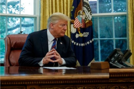 الاخبار: ترامپ با سیاست ابهام و فشار منتظر تماس ایران است!