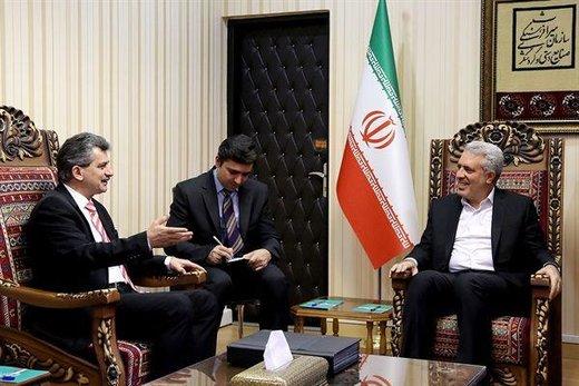 Turkey firm in facing anti-Iran sanctions: Envoy