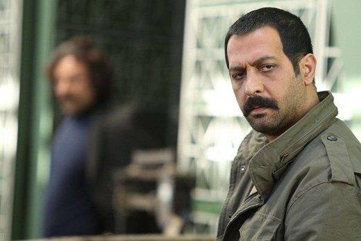 عکس | آراز و حنیف، پشت صحنه سریال «برادر جان»