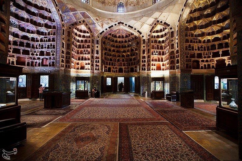 تصاویر | شکوه هنر ایرانی-اسلامی را در اردبیل ببینید