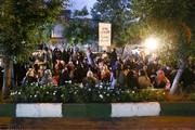 تصاویر   افطاری در کوچه و پسکوچهها تهران