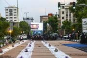 فیلم | افطاری ۳۵۰۰۰ نفری در رشت