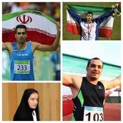 حضور ۴ دونده از استان چهارمحالوبختیاری در مسابقات لیگ طلایی کشور