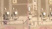 الجزیره تصاویری از خسارتهای وارده به تاسیسات نفت آرامکوی عربستان را منتشر کرد