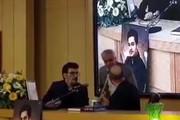 فیلم | قهر سیروان و رفقا در مراسم یادبود بهنام صفوی