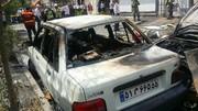 تصاویر   انفجار مرگبار تعویض روغنی در اشرفی اصفهانی