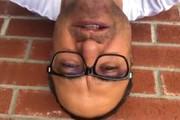 فیلم | هدیه ویژه خانواده کلاهقرمزی برای تولد ایرج طهماسب