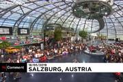 فیلم | مسابقه قهرمانی ساخت موشک کاغذی با حضور ۵۸ کشور!