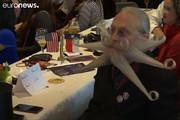 فیلم | رقابت عجیب آدمهای غیرمعمولی در بلژیک!