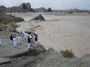 رود سرباز زنده شد؛ سد آن لبریز