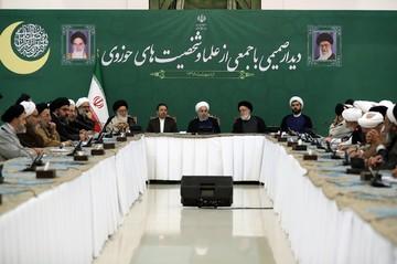 روحانی: طرفدار مذاکره با آمریکا در شرایط فعلی نیستم/ دولت نیازمند اختیارات ویژه است