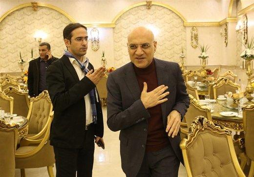 چرا فتحی به شیراز رفت؟ /فوت پدر هوشنگ مقدس