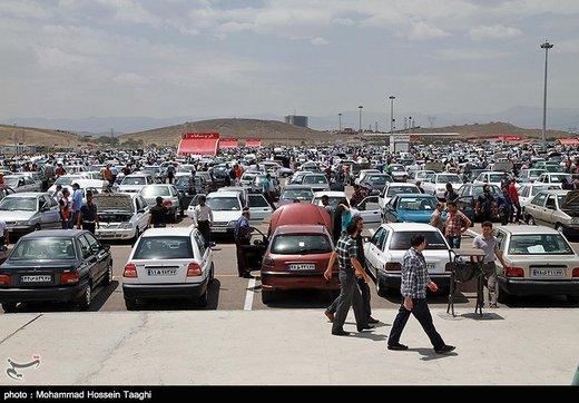 سقوط آزاد قیمت خودرو در بازار/ پراید ۱۳۱ به ۴۳ میلیون تومان رسید