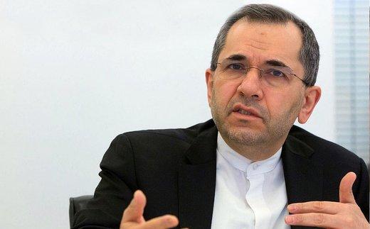 سفیر ایران در سازمان ملل: تنها راه حل، گفتوگو میان کشورهای منطقه است
