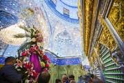 تصاویر | حال و هوای کربلا در شب میلاد امام حسن(ع)