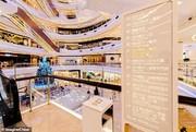 افتتاح اولین مرکز خرید هوشمند در چین مجهز به 5جی هوآوی