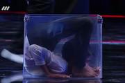 فیلم | حیرت داوران عصر جدید از حرکات پسر ژلهای